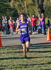 Juan Valerio Senior, Roseland Univ. Prep  2nd CMC, 19th NCS D V, 4th Sr Viking, 6th Stanford V, won 2 tri-meets