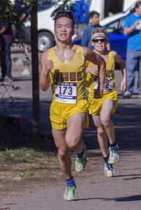 Brian Luong Senior, Piner 7th SCL, 30th NCS D III, State participant