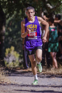 Robert Swoboda Junior, Ukiah 4th NBL, 4th Rahm, 5th Jr Viking, 3rd NBL season meet