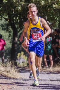 Wes MethumJunior, Rincon Valley Christian3rd CMC, 18th NCS D IV,  4th Jr Viking, won 2 tri-meets