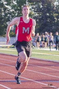 100m jaymes tischburn 100m 2 2016