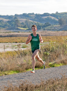 2nd, Joey Johnson, Sonoma Academy in 15:58