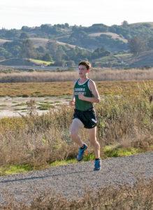 3rd, Brendan Loftus, Sonoma Academy in 16:01