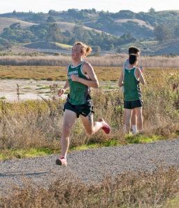 4th, Caspian Morast, Sonoma Academy in 16:55