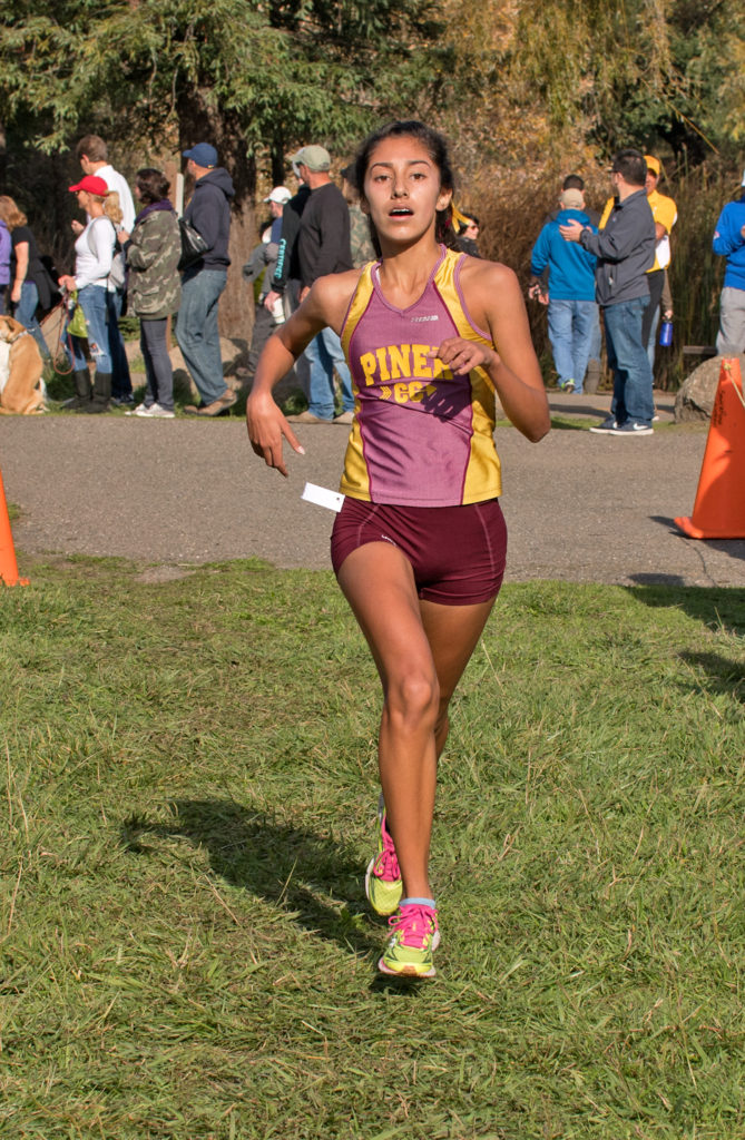 2nd Cynthia Rosales in 18:38
