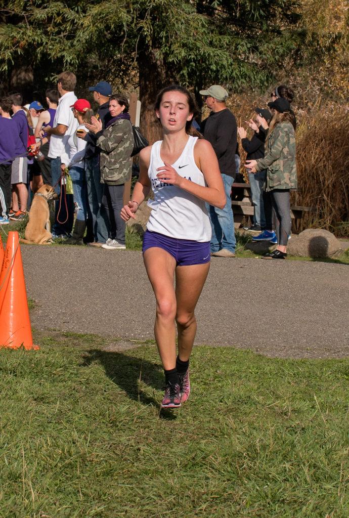 4th Sophie Hospodar in 19:09