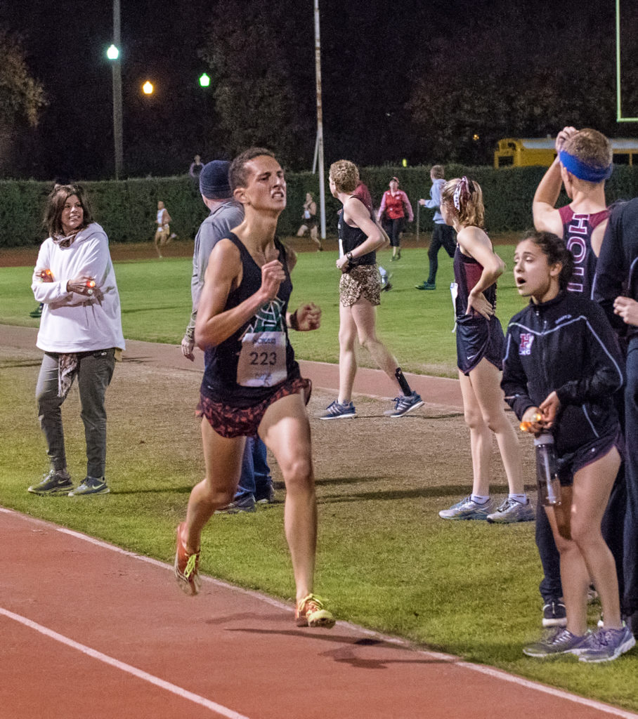 Second - Junior - Joey Johnson - Sonoma Academy - 9:39.2